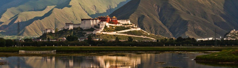 Views Of Tibet