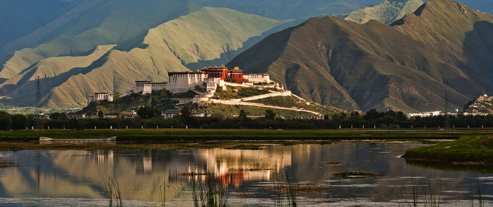 Views Of Tibet
